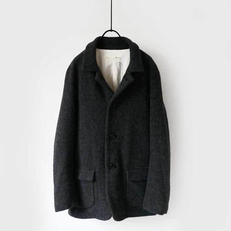 nisica|ニシカ|ツィードジャケット|NIS-844-JA|GREY メンズ
