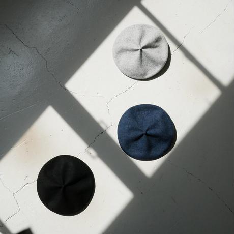 mature ha.|マチュアーハ |beret top gather big|トップギャザービッグウールベレー|dark|mkf-2001