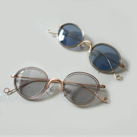 ciqi シキ Herbie Sunglasses BLUEGLASSES SMOKEGLASSES