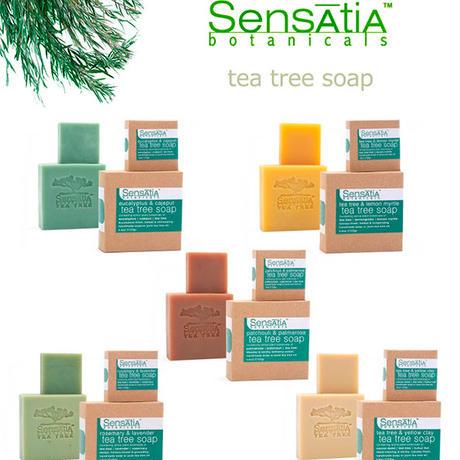 sensatia|センセイシャ |ティーツリーソープ