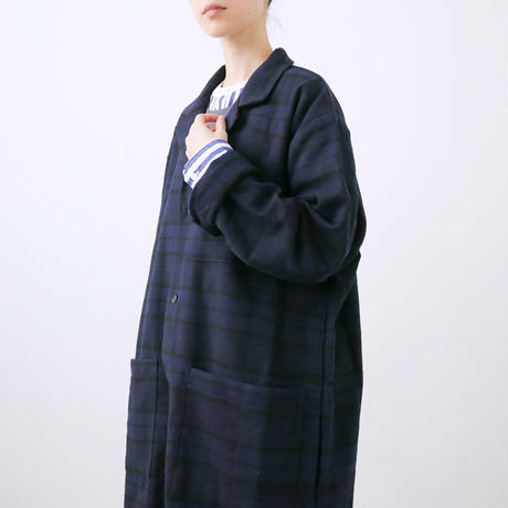 Si-Si-Si comfort|スースースーコンフォート  | COTTON×WOOL WINDJACKET|18-AW037