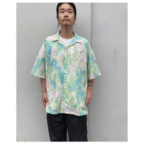 SON OF THE CHEESE「DYE Hook Shirt」