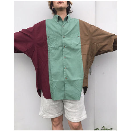SON OF THE CHEESE「3COLOR Shirt」