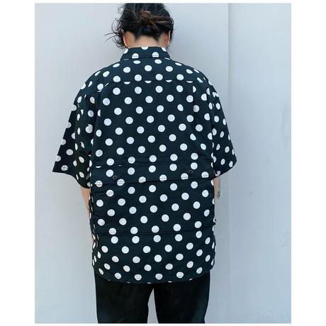 TEN BOX「Drug dealer shirt」 black.