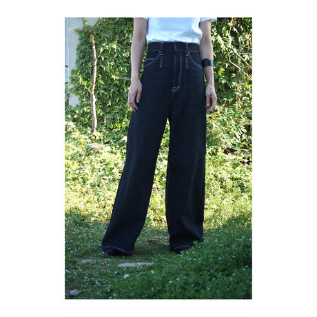 G.V.G.V. 「CONTRASTED STITCH PANTS」