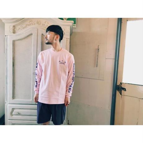 B lack Weirdos 「MEKONG Long  Sleeve  tee」