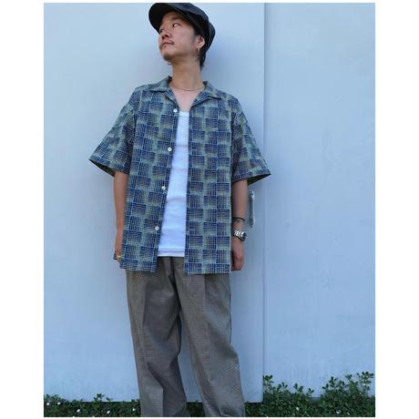 COMFORTABLE REASON「Suquash  Shirts」mint.