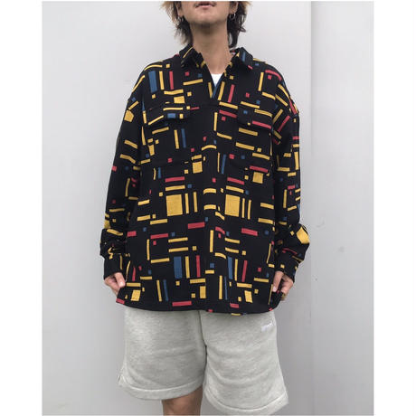 SON OF THE CHEESE「Capone Shirt」