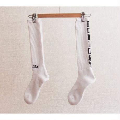 HOLIDAY「2PACK HIGH SOCKS」