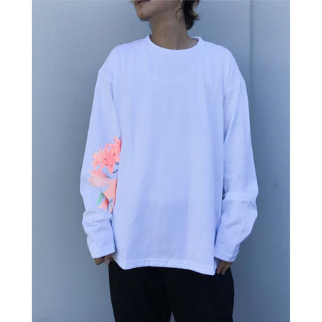 SON  OF THE CHEESE「Lily LS  Tee」