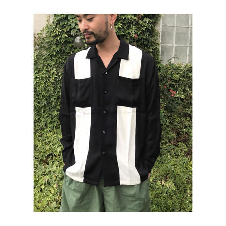 SON OF THE CHEESE「Bowling shirt」