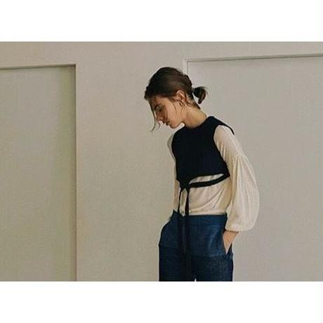 TAN. 「TAPED GUM SHORTS TOPS」