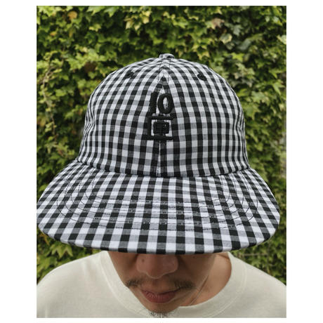 TENBOX「TEAM TENBOX CAP」white.