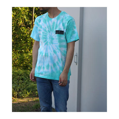 Black  Weirdos「 Freedom TieDye Tee」