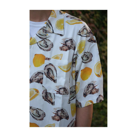 SON OF THE CHEESE 「Oyster shirts」