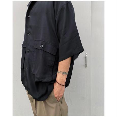 TENBOX「DRUG DEALER SHIRT」black.