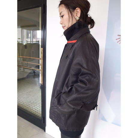 PHINGERIN  「DEER ZIP RUN JACKET」
