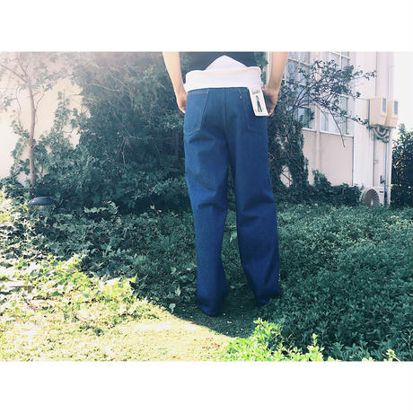 WEST OVER ALLS  「803W DENIM」