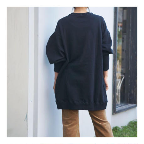 DOMENICO+SAVIO「SWEAT TUNIC TOPS」