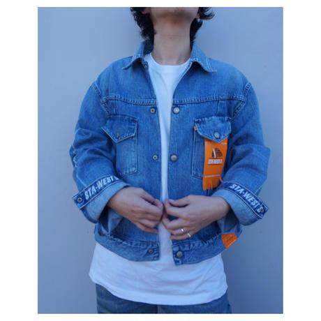 STA-WEST'S「STA-TRACKER Jacket DENIM」