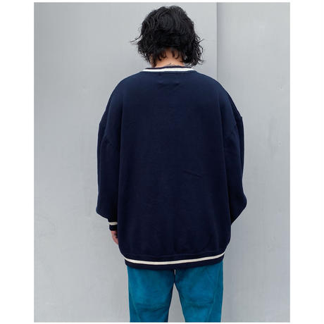 SON OF THE CHEESE「50% V neck」