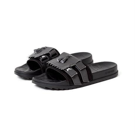 SON OF THE CHEESE「SOTC Retro Vert Slides」black.