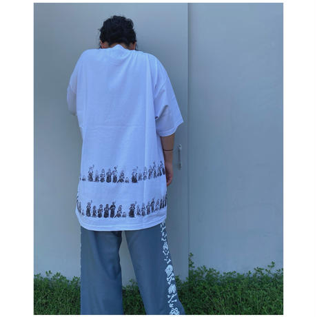 BLACK WEIRDOS「Chicano 33  Tee」