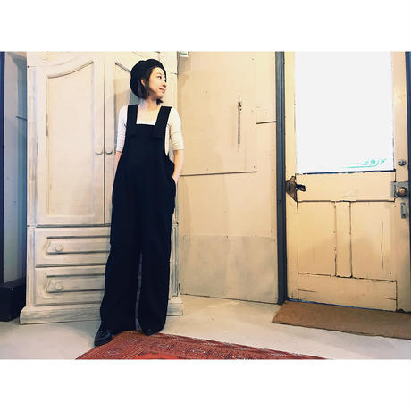 k3&co. 「RIB OVER ALL」black