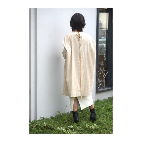HOLIDAY「COTTON LINEN DRESS」