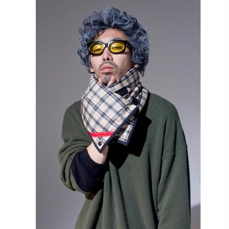 PHINGERIN「DOUBLE SIDED CASHEMERE KNIT」