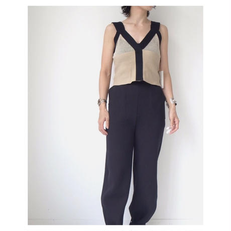 TAN.「MESHES CAMISOLE」