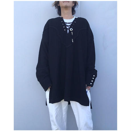 FACCIES「WESTERN LONG KNIT」
