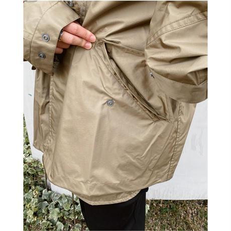 BLACK WEIRDOS「Cut off Nylon Mods Coat」