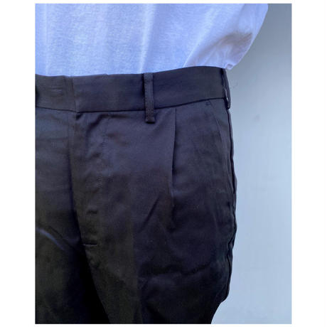 SON OF THE CHEESE「Pocket Slacks」brown.