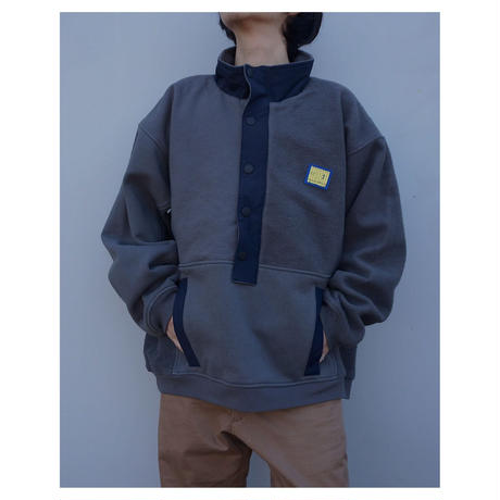 BRAIN DEAD「Mock Neck Pull Over」