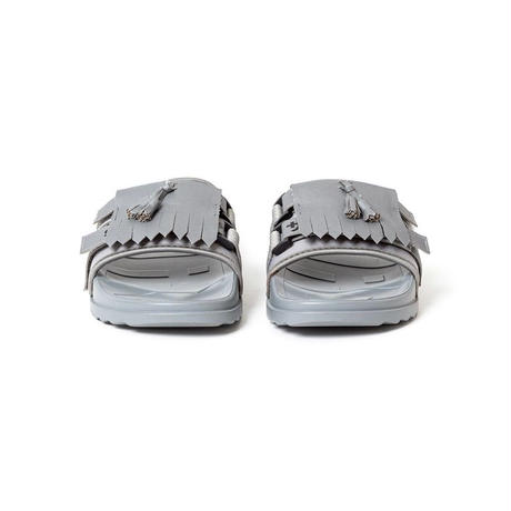 SON OF THE CHEESE「SOTC Retro Vest Slides」gray.
