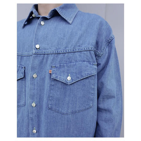 STA-WEST'S「DENIM SHIRTS」