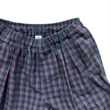 COMFORTABLE REASON「2tuck Lounge Shorts」