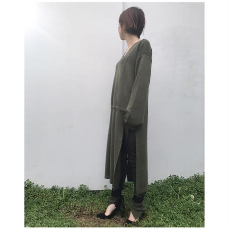 TAN.「ANCLE BELT LEGGINGS」