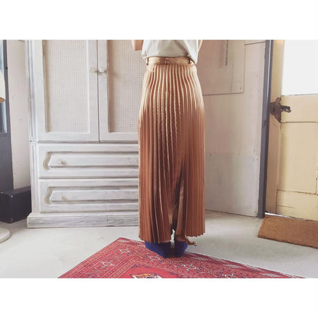 THE  Dallas 「ACCO LONG SKIRT」