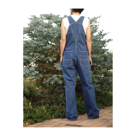 HOLIDAY 「BIG DENIM OVER-ALL」