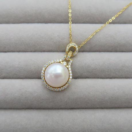 Tuileries Pendant Necklace