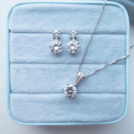 Giverny Pendant Necklace