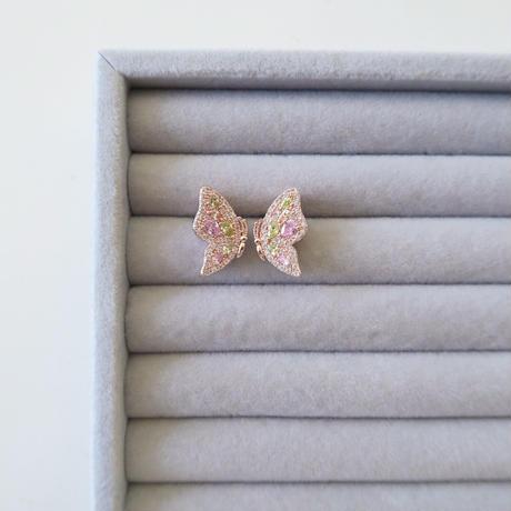 Papillon ピアス