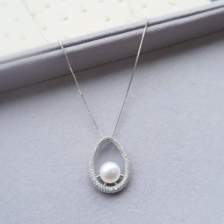 Ellipse Pendant Necklace【数量限定】