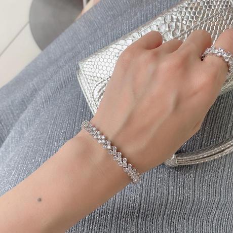 Tennis  Bracelet  / Jardin