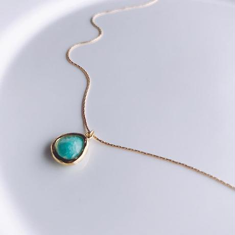 green  sea  necklace