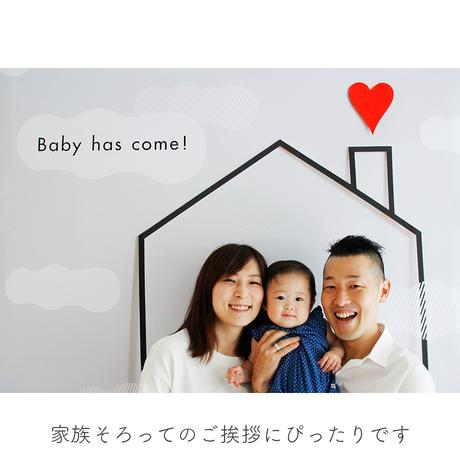 ◆おうち写真館 baby [bdi]
