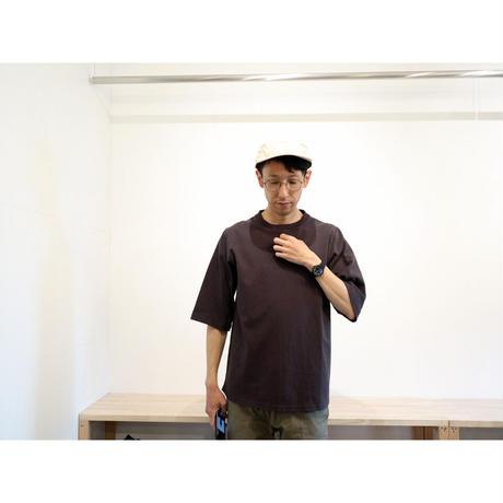 JACKMAN ジャックマン(ユニセックス)  / 1/2 SLEEVE TEE 5分袖Tシャツ【3色 / M のみ】