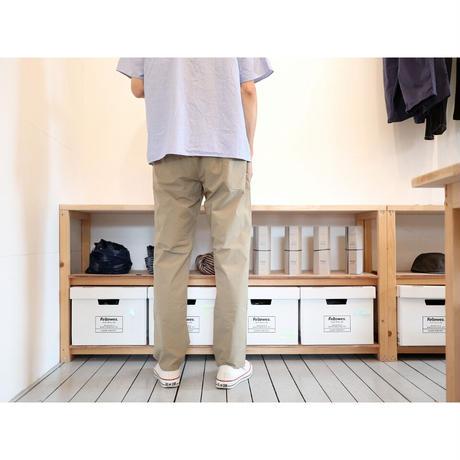 NECESSARY OR UNNECESSARY (NOUN) / SPINDLE PANTS スピンドルパンツ【2色 / サイズ1のみ】